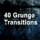 Grunge Transitions And Overlays - VideoHive Item for Sale