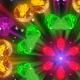 Diamond Color Kaleidoscope - VideoHive Item for Sale
