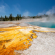 Hot thermal spring in Yellowstone - PhotoDune Item for Sale