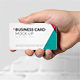 Hand Holding Business Card Mock-Up Set Vol.2