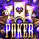 Poker Night Party Flyer