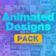 Animated Design Layouts Pack - VideoHive Item for Sale