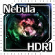 Nebula Space Environment HDRI Map 010