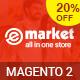 eMarket - SuperShop Responsive Magento Theme