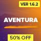 Aventura - Travel & Tour Booking System WordPress Theme