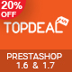 TopDeal - Multipurpose Responsive PrestaShop Theme - ThemeForest Item for Sale