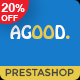 Agood - Store Responsive Prestashop Theme