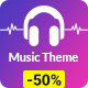Anthem - Music Band Artist & Musical Event WordPress Theme - ThemeForest Item for Sale