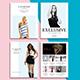 Fashion Flyer Set - GraphicRiver Item for Sale