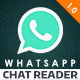 WhatsApp Backup Chat Reader