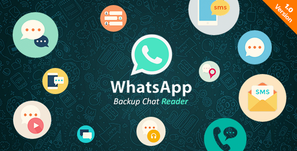 CodeCanyon WhatsApp Backup Chat Reader 20962090