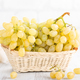 Grape on white background - PhotoDune Item for Sale
