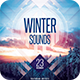 Winter Sounds Flyer - GraphicRiver Item for Sale