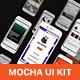 Mocha Mobile UI Kit - GraphicRiver Item for Sale