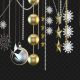 Christmas Ornaments Elements - VideoHive Item for Sale