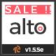 Alto - Premium Multipurpose Responsive Zencart Theme
