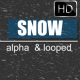 Falling Snow 03 - VideoHive Item for Sale