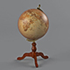 desktop globe - 3DOcean Item for Sale