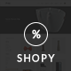Shopy - Responsive AJAX WooCommerce Theme - ThemeForest Item for Sale