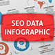 Seo Data Infographic Elements