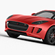 Jaguar F-Type 2017 - 3DOcean Item for Sale