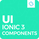 Ionic 3 UI Theme / Template App - iOS 11 style - Green Light