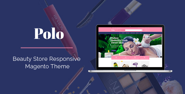 Polo - Beauty Store Responsive Magento Theme