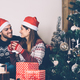 Couple having good time on Christmas - PhotoDune Item for Sale