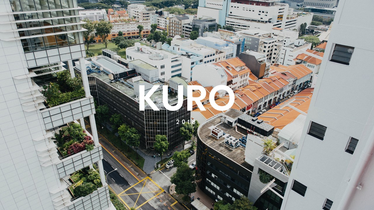 Kuro Minimal Keynote Template