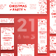 Christmas Party Banner Pack - GraphicRiver Item for Sale