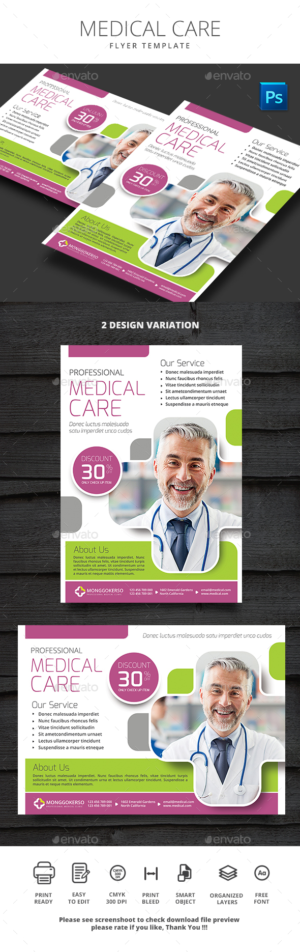GraphicRiver Medical Care 21028353