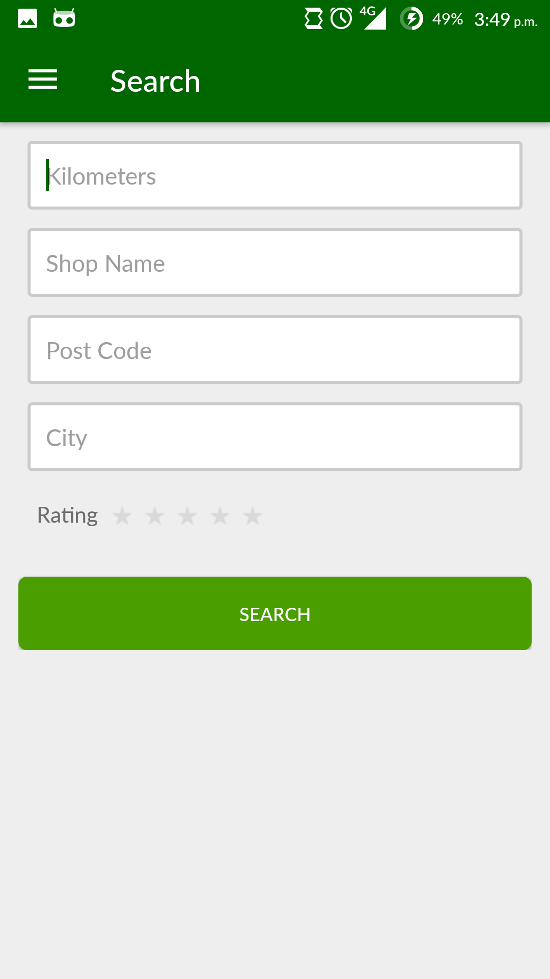 Image Result For Codecanyon Place Finder Android App