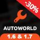 Autoworld - Spare Parts Responsive PrestaShop 1.6 and 1.7 Theme