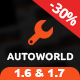Autoworld - Spare Parts Responsive PrestaShop 1.6 and 1.7 Theme - ThemeForest Item for Sale