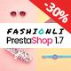 Fashionli - Fashion Store PrestaShop 1.7 Theme - ThemeForest Item for Sale