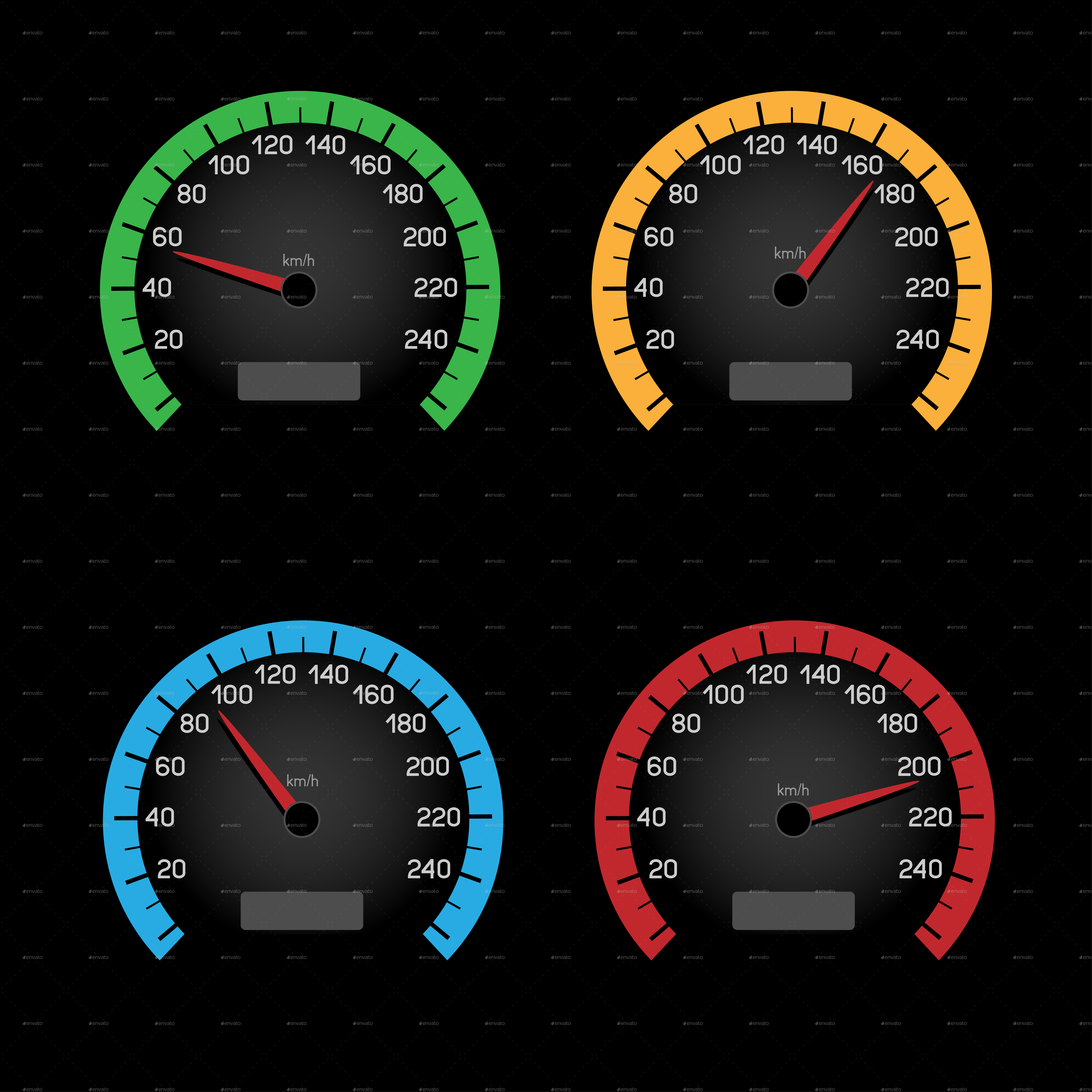 Car Control Panel Icon By Romvo Graphicriver