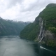 Breathtaking View of Sunnylvsfjorden Fjord - VideoHive Item for Sale