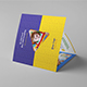 Brochure – Kindergarten Tri-Fold Square
