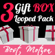 Gift Box Loop - VideoHive Item for Sale