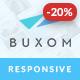 Buxom - Responsive Multi-Purpose Muse Template