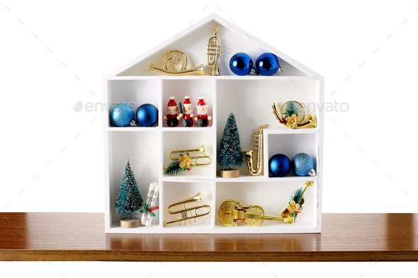Christmas Decorations - Stock Photo - Images