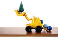 Christmas Decorations and Toy Truck - PhotoDune Item for Sale