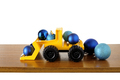 Toy Truck and Christmas Baubles - PhotoDune Item for Sale