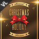 Christmas Holiday Dinner Poster/Flyer V01 - GraphicRiver Item for Sale