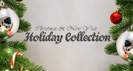 Christmas & New Year's Day Holiday Collection