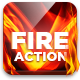 Fire Generator Photoshop Action