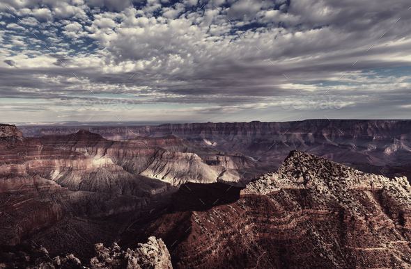 Grand Canyon - Stock Photo - Images