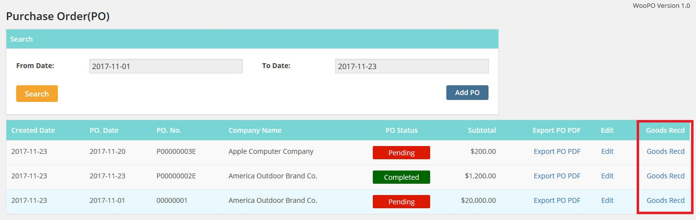 Woocommerce Purchase Order Po System By Woopro  Codecanyon