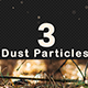Dust Particles Flying Random - VideoHive Item for Sale
