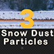 Flying Snow dust Particles - VideoHive Item for Sale